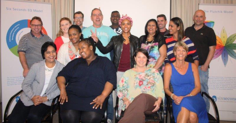 Profilo: l'EQ in Azione Ispira la Leadership in Sud Africa