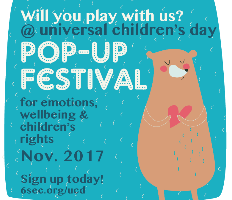 POP-UP Festival  Ι  Universal Children's Day