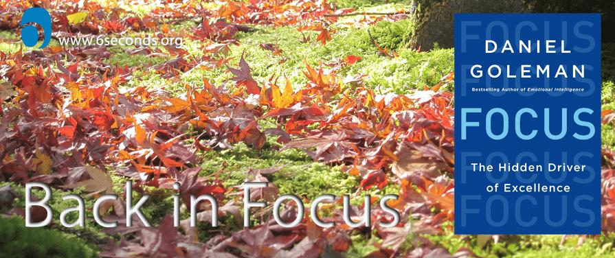 Back in Focus – Daniel Goleman e Joshua Freedman riguardo Attenzione ed Emozioni, Parte II